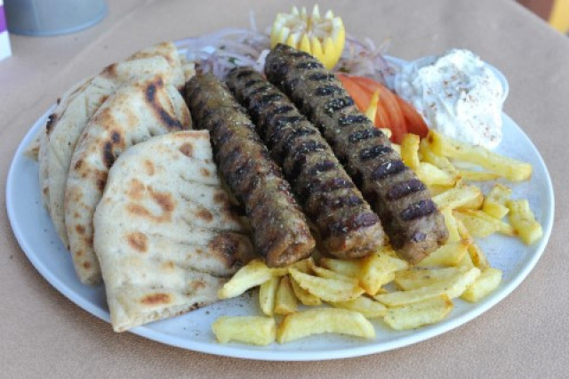 KEBAB PORTION